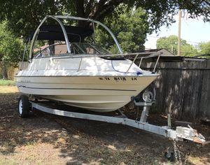 Boat Bayliner 2001 for Sale in Benbrook, TX