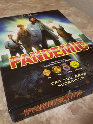 Pandemic board game for Sale in Plano, TX