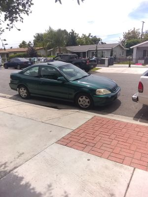 1999 Honda civic for Sale in San Bernardino, CA