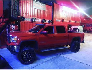 """Chevrolet and GMC 2wd 7"""" lift kits! Finance available for Sale in Houston, TX"""
