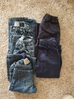 3T Children's Place jeans and dress pants for Sale in Chesapeake, VA