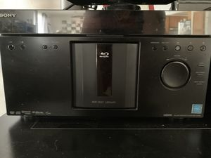 Sony BDP-CX960 400 Blue Ray Disk Player for Sale in Chula Vista, CA