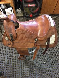Saddle for Sale in Wenatchee,  WA