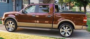 2OO6 Ford F150 King Ranch 4X4 4WD for Sale in Irvine, CA