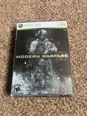 Xbox 360 modern warfare hardened edition game for Sale in Portland, OR
