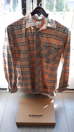 Burberry Long Sleeve Flannel for Sale in Tustin, CA