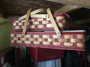 Authentic Longaberger baskets for Sale in Bloomingdale, NJ