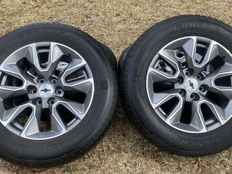 """20"""" Chevy Rims for Sale in Houston,  TX"""