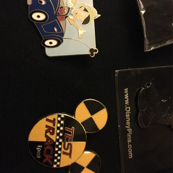 Disney Star Wars And Disney Pins
