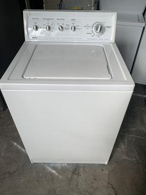 Washer kenmore good condition 90 days warranty lavadora kenmore buenas condiciones 90 dias de garantia for Sale in Oakland, CA