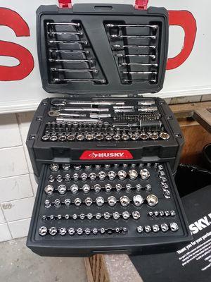 Husky 270 piece tool box set for Sale in San Bernardino, CA