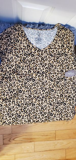 Brand New Leopard Secret Treasures Pjs Pajamas Size 6-10 $6.00 for Sale in Gardena, CA