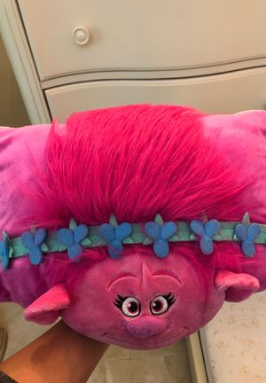 Trolls Poppy Pillow for Sale in Miami Gardens, FL