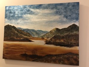Beautiful Pier one painting for Sale in Knoxville, TN
