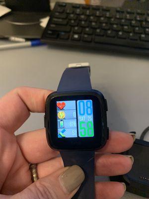 Fitbit versa for Sale in Syracuse, UT