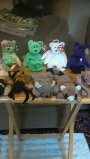 Beanie Babies all for $40 for Sale in Lynnwood, WA