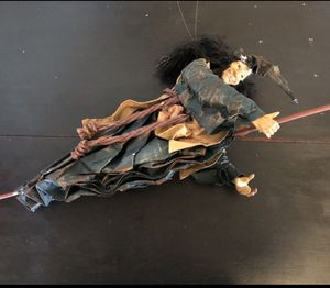 Vintage Halloween witch for Sale in Buffalo, NY