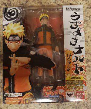 AUTHENTIC Bandai S.H.Figuarts Naruto Sennin Mode Sage Action Figure SH Fuguarts for Sale in Aurora, CO