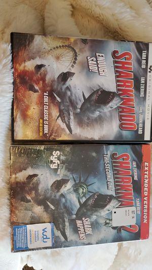 Sharknado 1 & 2 for Sale in Cedar Hill, TN