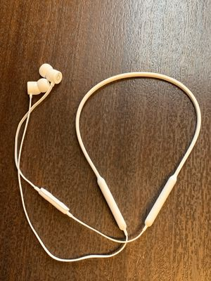 Apple Beats by Dre Beats X Wireless Bluetooth Earbuds - White for Sale in Pomona, CA