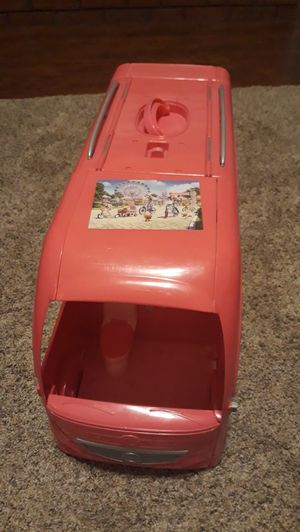Barbie pop up camper/party van/bus for Sale in Loganville, GA