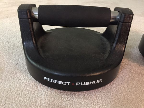 Perfect push up, ab roller wheel, lifting weights, exercise ball