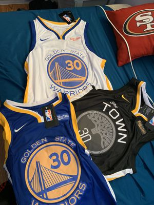 Stephen Curry Jersey for Sale in La Mesa, CA