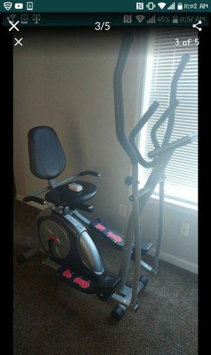 Body rider BRT3890 (3 in 1 elliptical /recumbent bike ) for Sale in Duluth, GA