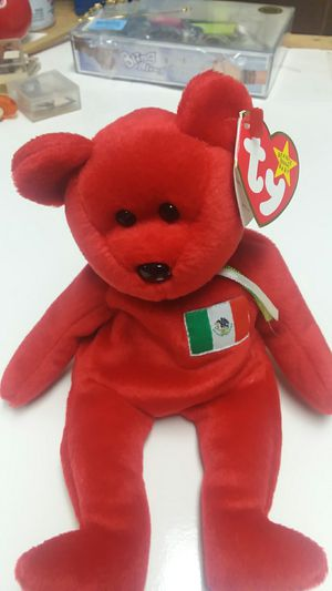Ty Beanie Baby. Osito 1999. for Sale in Eau Claire, WI
