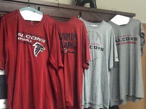NFL Atlanta Falcons clothing lot make offer for Sale in Ellenwood, GA