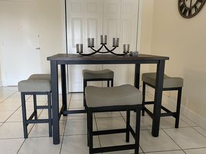 Dining table set like new for Sale in SUNNY ISL BCH, FL