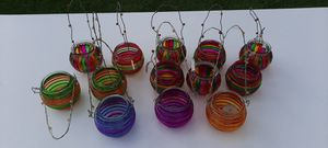 14 candle holders for Sale in Perris, CA