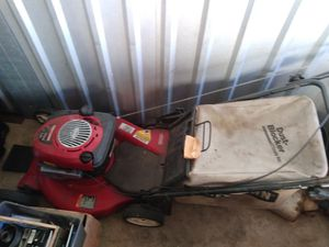 """""""Craftsman lawn mower and weed eater"""" !! for Sale in Denver, CO"""