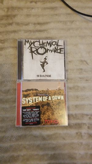My Chemical Romance System if a Down Music CD lot for Sale in Snohomish, WA