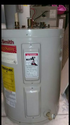 A.O.Smith Energy Saver 30Gallon Water Heater Tank In Perfect Conditons for Sale in Miami, FL