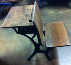 Antique Student Desk for Sale in San Diego, CA
