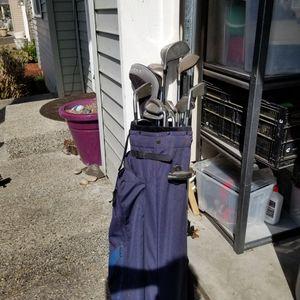 Beginner golf clubs for Sale in Gresham, OR