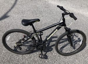 """24"""" Mongoose Excursion mountain bike - 21-speed bicycle for Sale in Aloma, FL"""