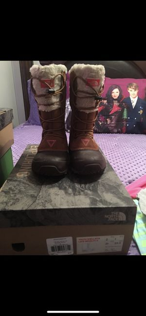 Little Girl Northface Boots for Sale in Buffalo, NY