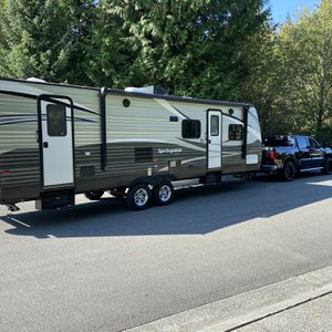 Truck And Travel Trailer Package Deal for Sale in Snohomish, WA