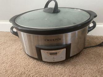 Crockpot brand crock pot for Sale in Seattle,  WA