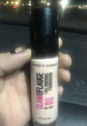 Hard candy glamoflauge full coverage foundation brand new & L'Oréal Paris infallible more than concealer shade eggshell 325 for Sale in Aberdeen, WA
