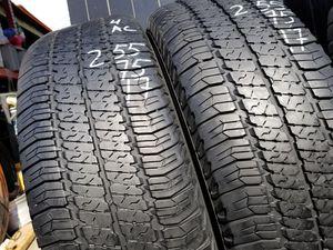 255/75-17 #2 tires for Sale in Alexandria, VA