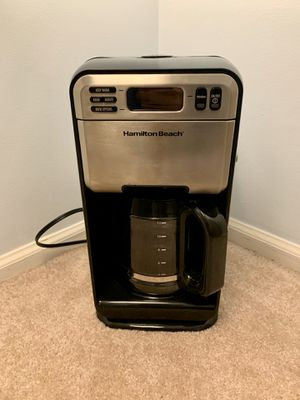 Stainless Steel 12-Cup Coffee Maker for Sale in Alexandria, VA