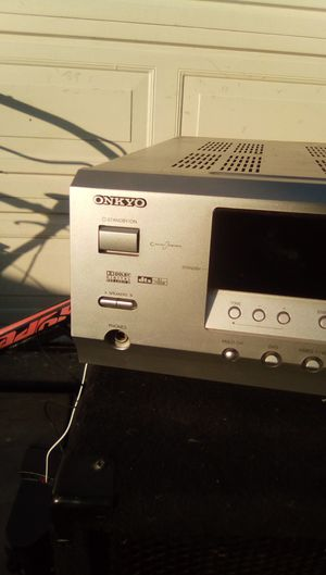 Onkyo stereo for Sale in El Monte, CA