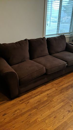 Cloth couch for Sale in Bend, OR