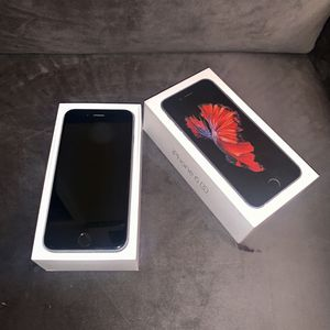 IPhone 6S Factory Unlocked In Box FIRM@160$ for Sale in Las Vegas, NV