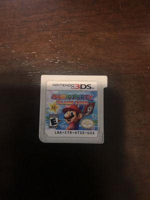 Mario Party Island Tour 3DS for Sale in Fort McDowell, AZ