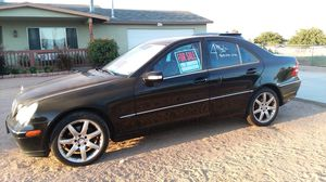 2003 Mercedes C230 Kompressor for Sale in Hesperia, CA