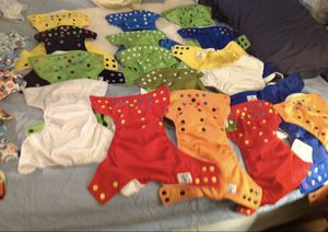 Reusable Cloth Diapers for Sale in Stamford, CT